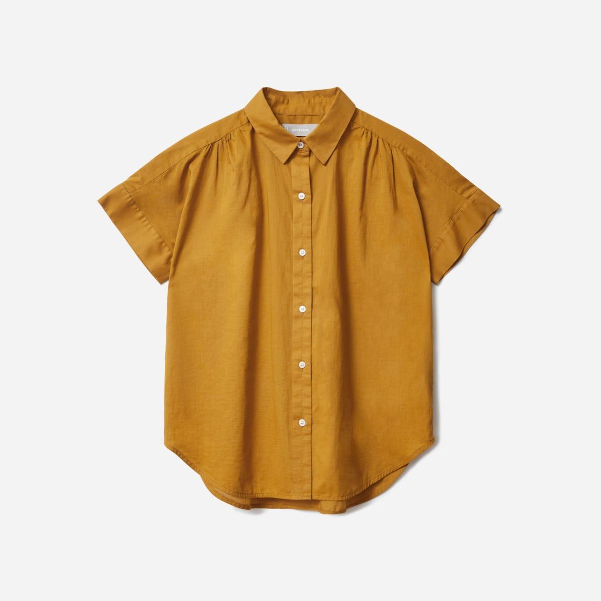 The Square Air Shirt   Everlane