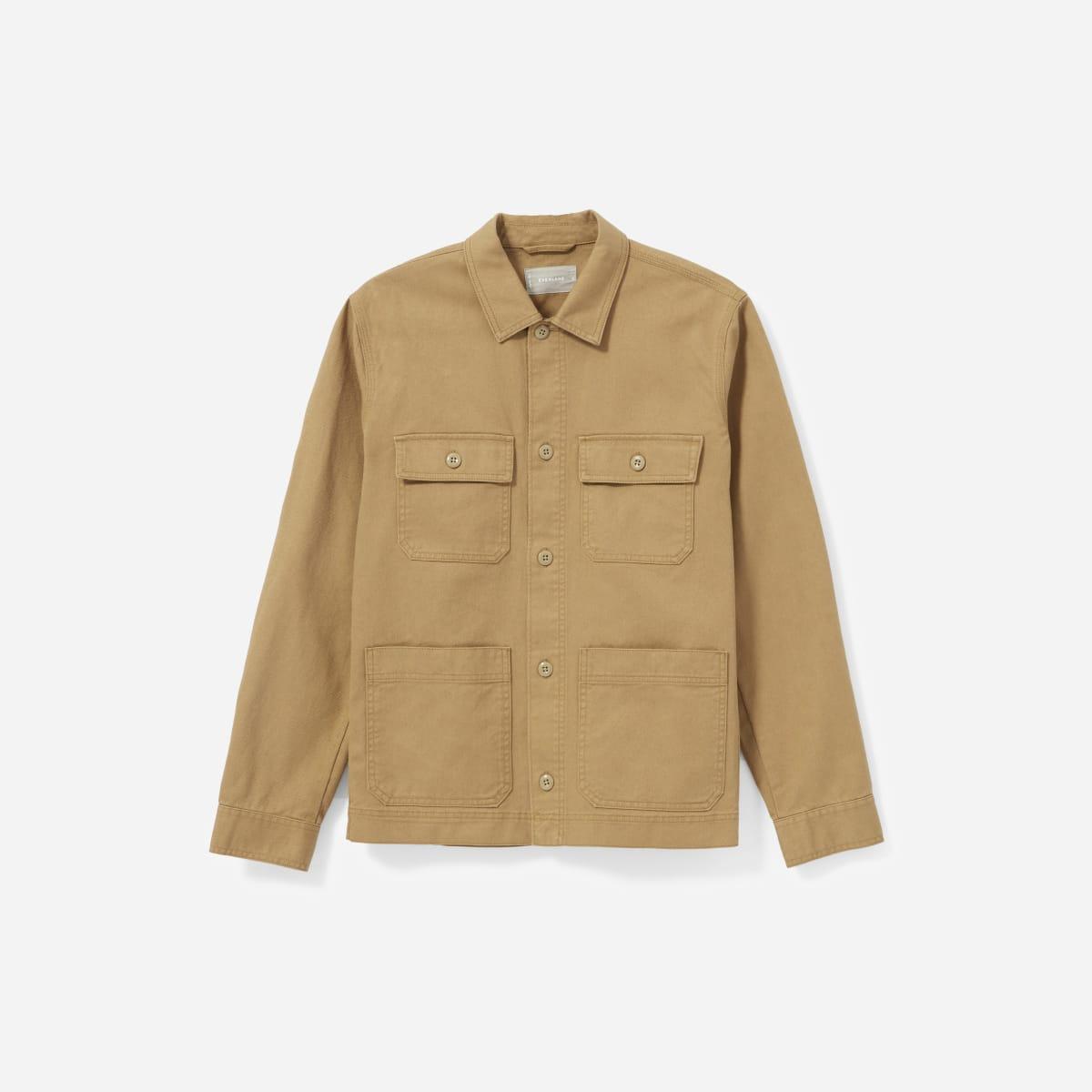 Everlane Chore Shirt Jacket