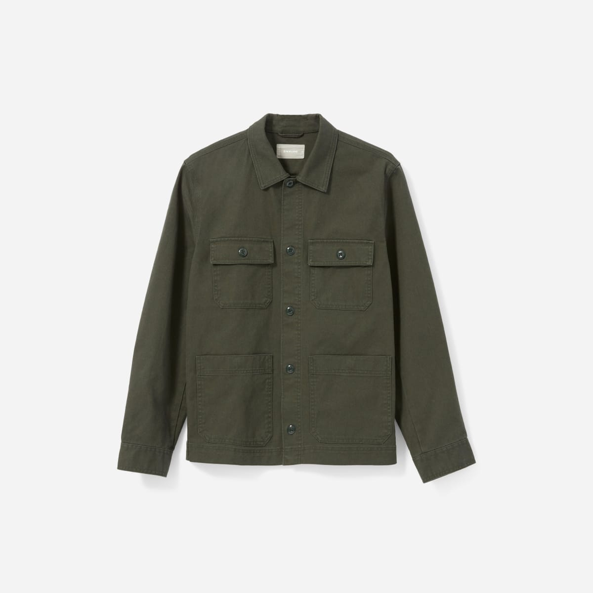 Everlane men's shirt jacket