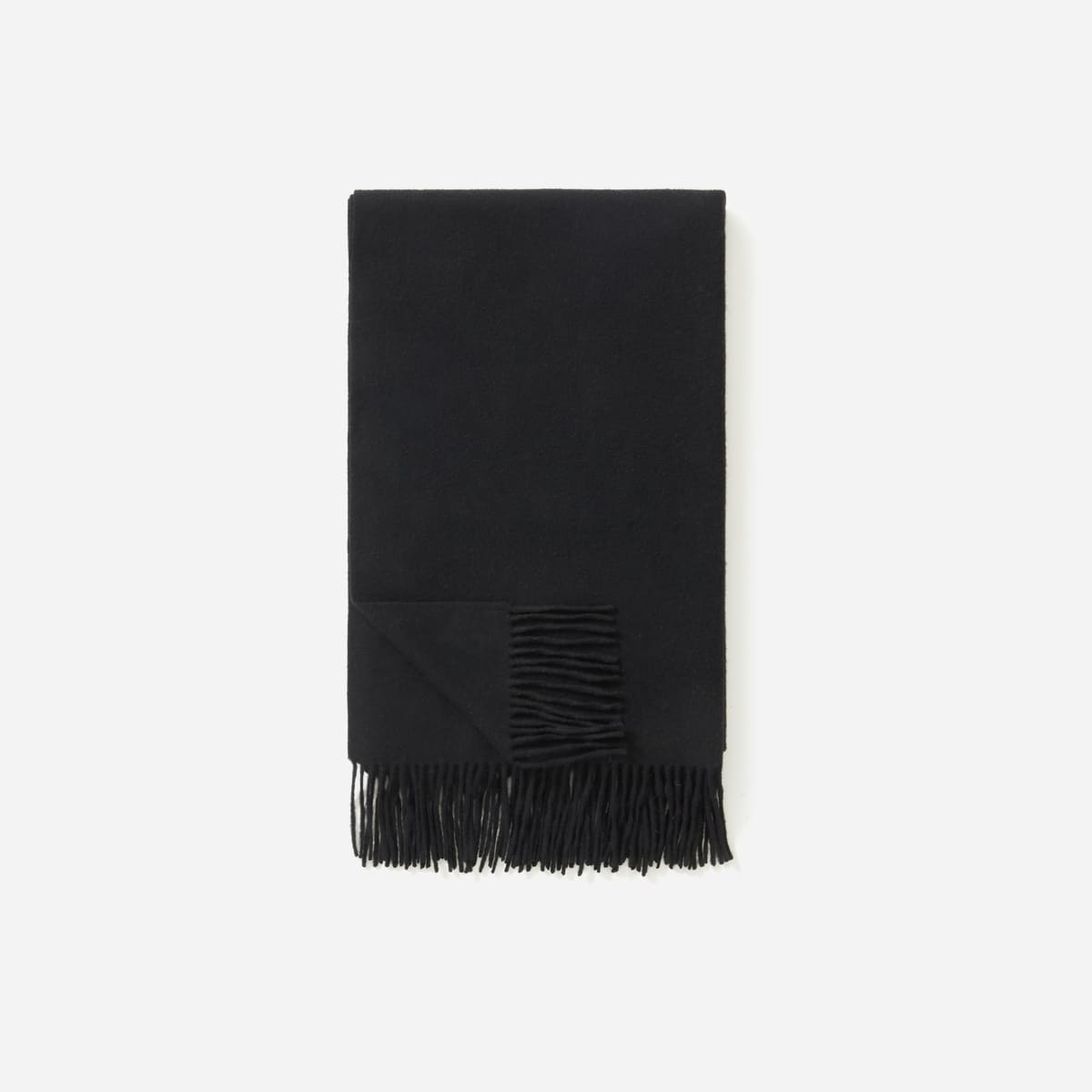 Image of: Women S Wool Cashmere Blanket Scarf Everlane