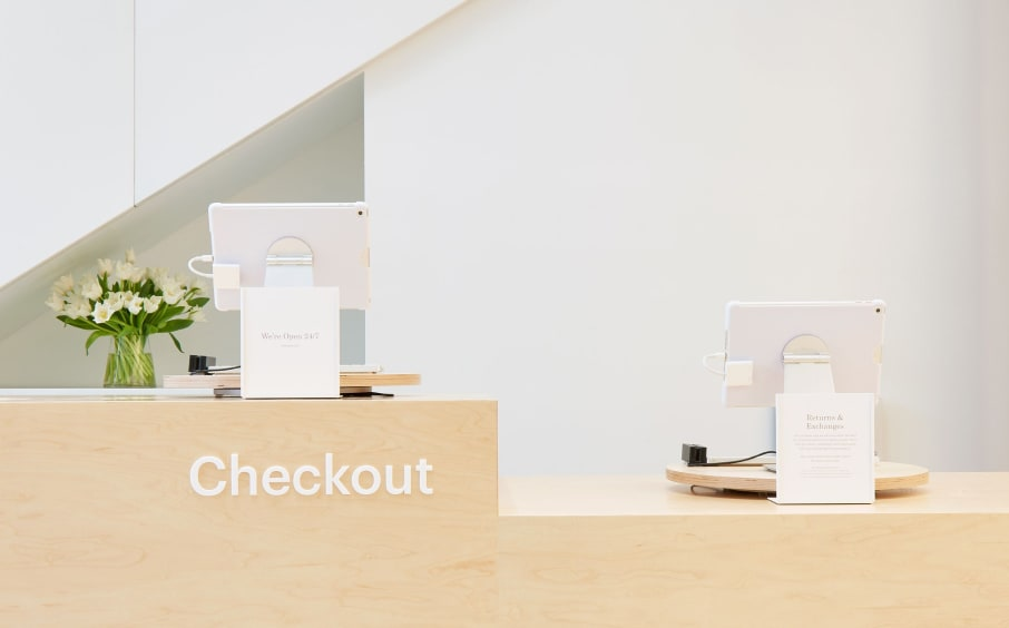 payment and store credit
