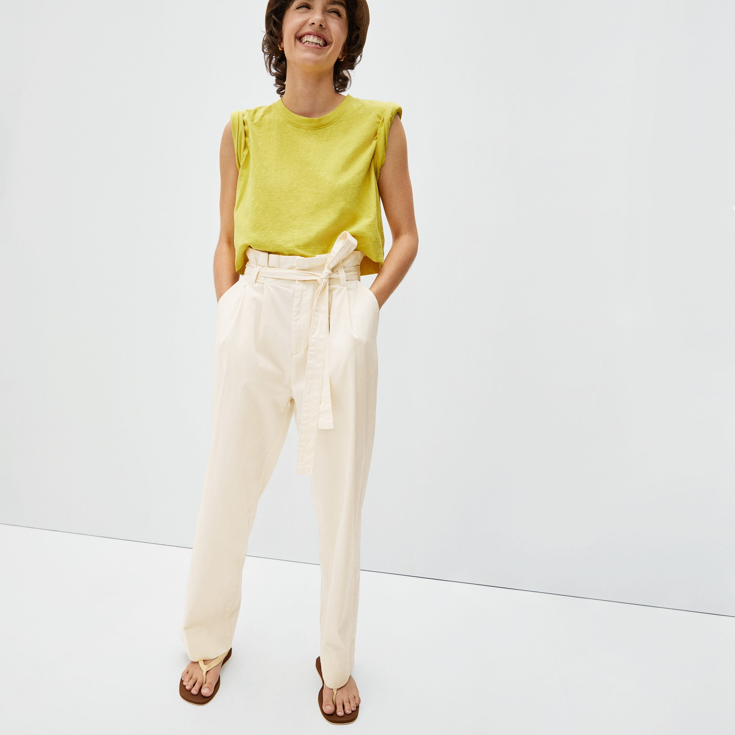 The Paperbag Pant | Everlane