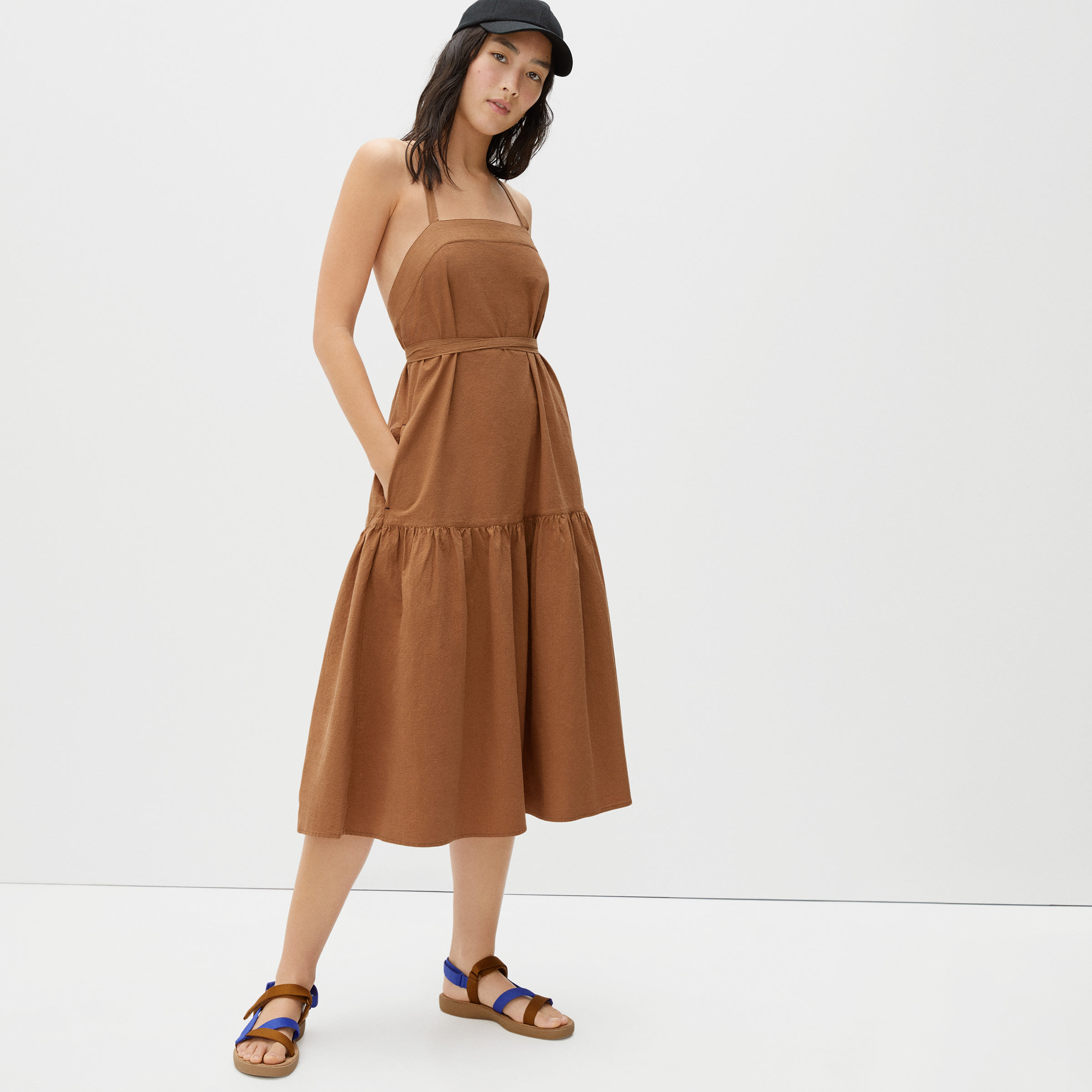 The Pinafore Dress | Everlane