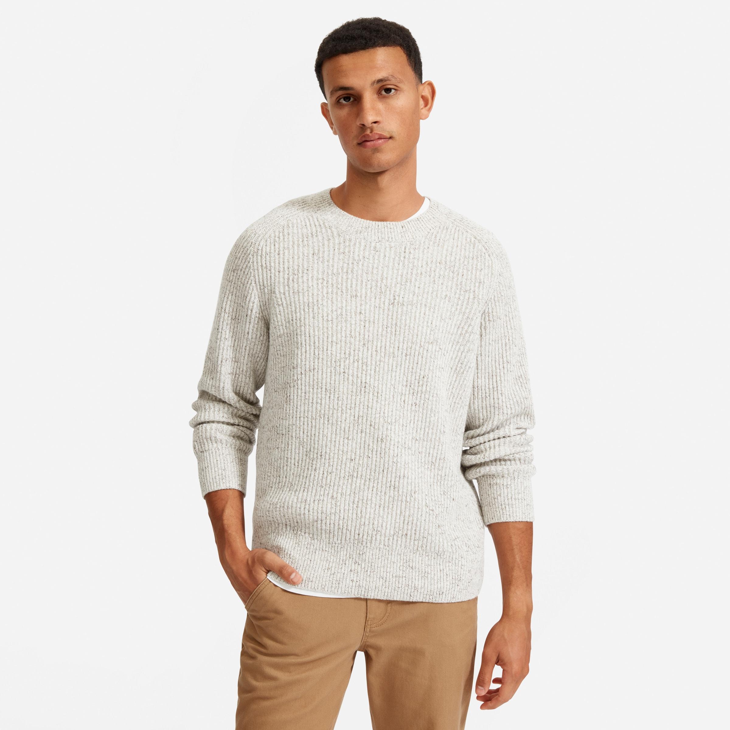 The Tri Twist Sweater Everlane