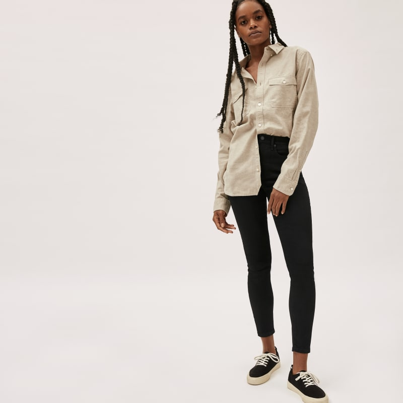 Authentic Stretch High-Rise Skinny | Everlane
