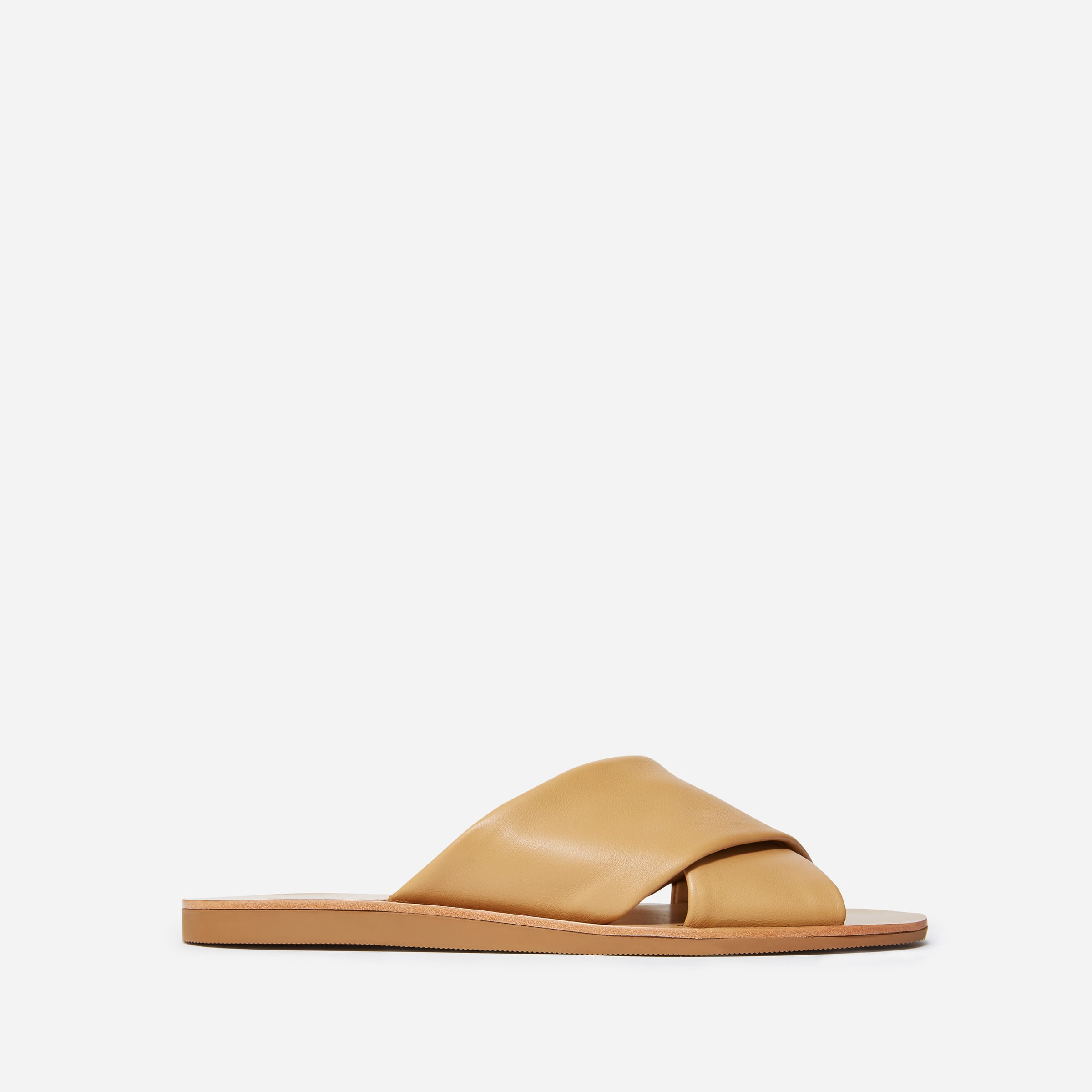 The Day Crossover Sandal   Everlane