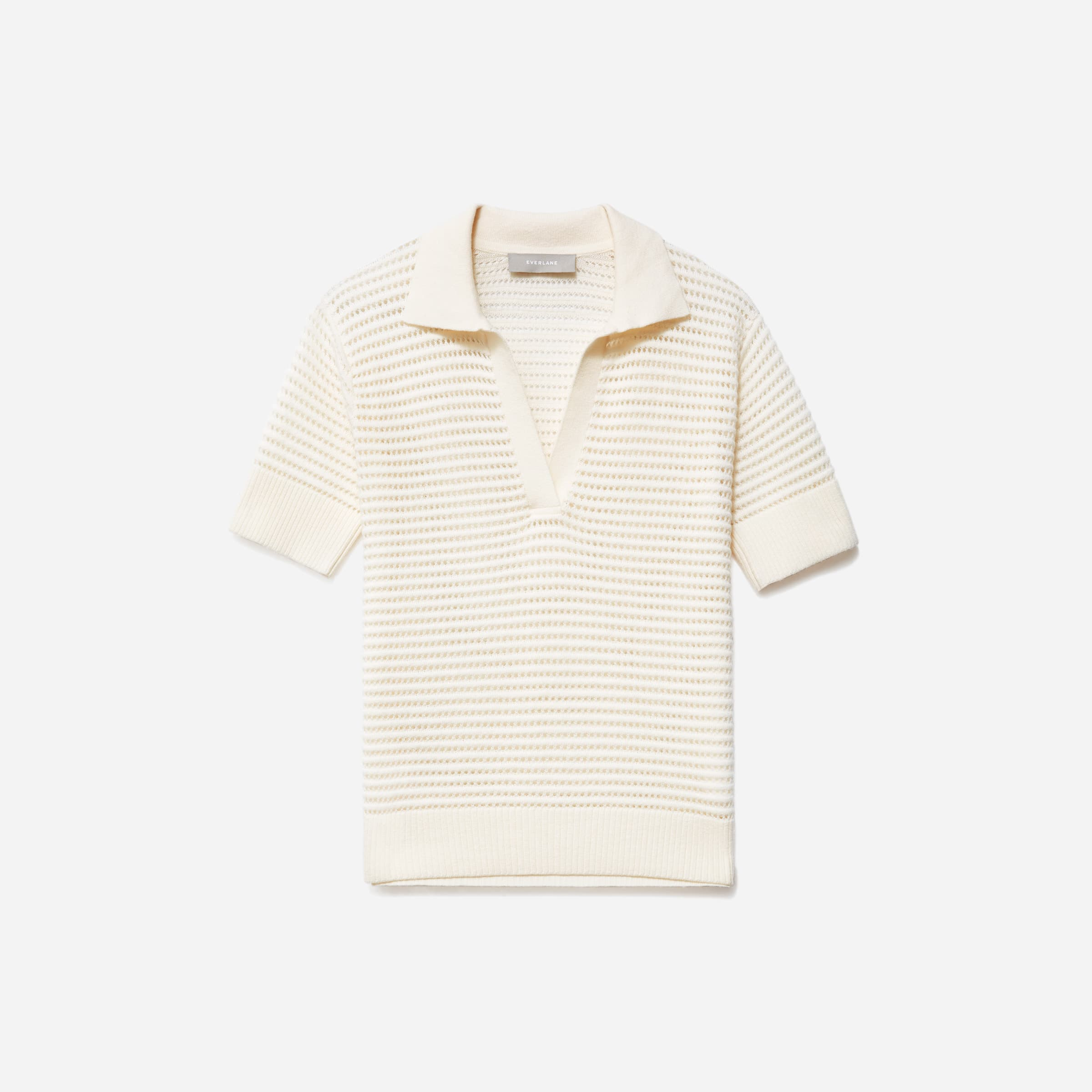 The Cotton–Merino Polo | Everlane