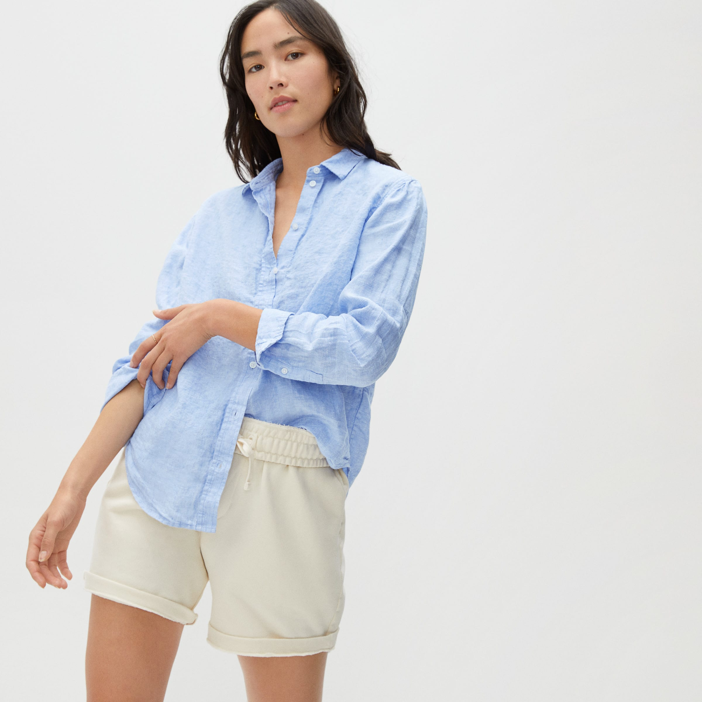 The Linen Relaxed Shirt | Everlane