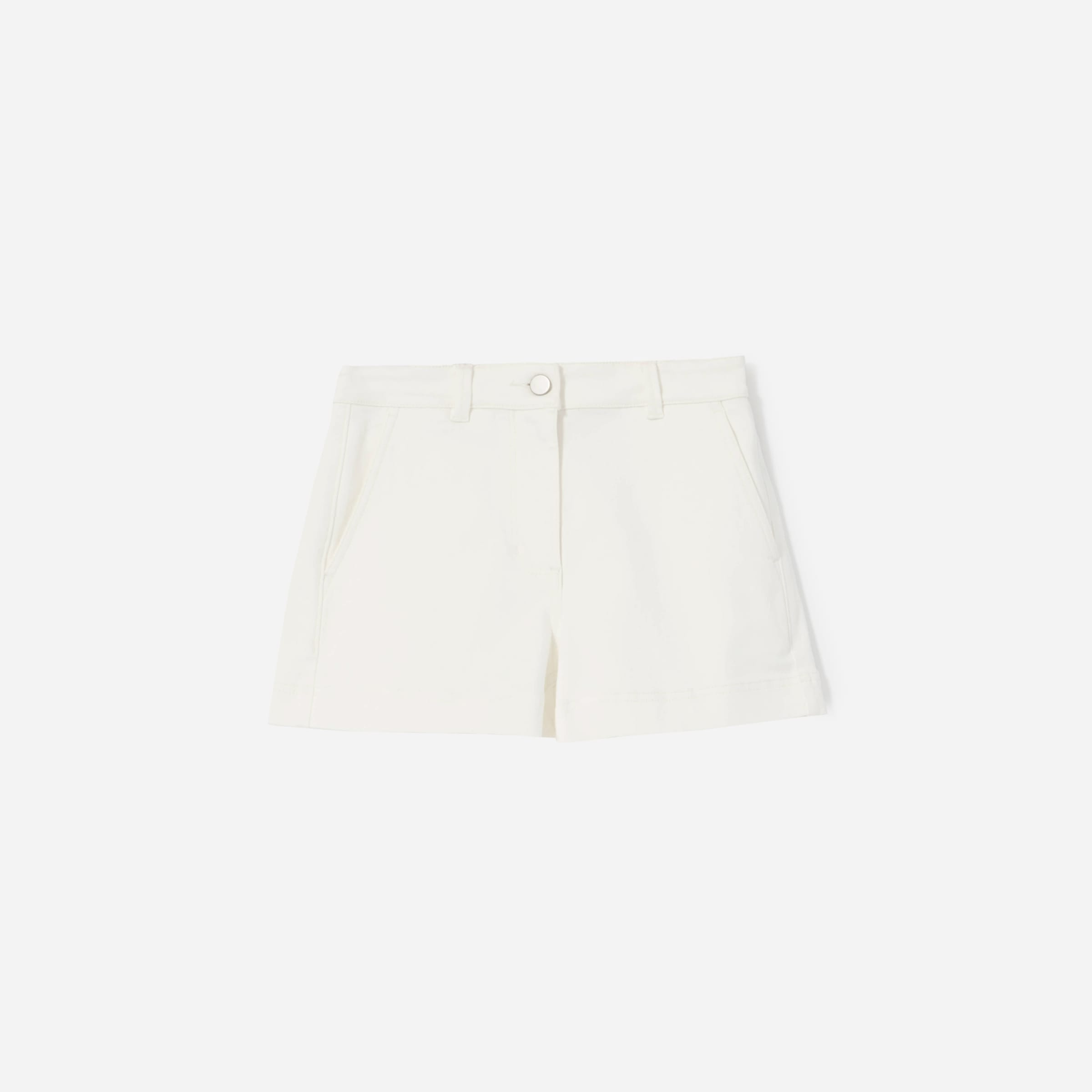 The Cotton Twill Short   Everlane