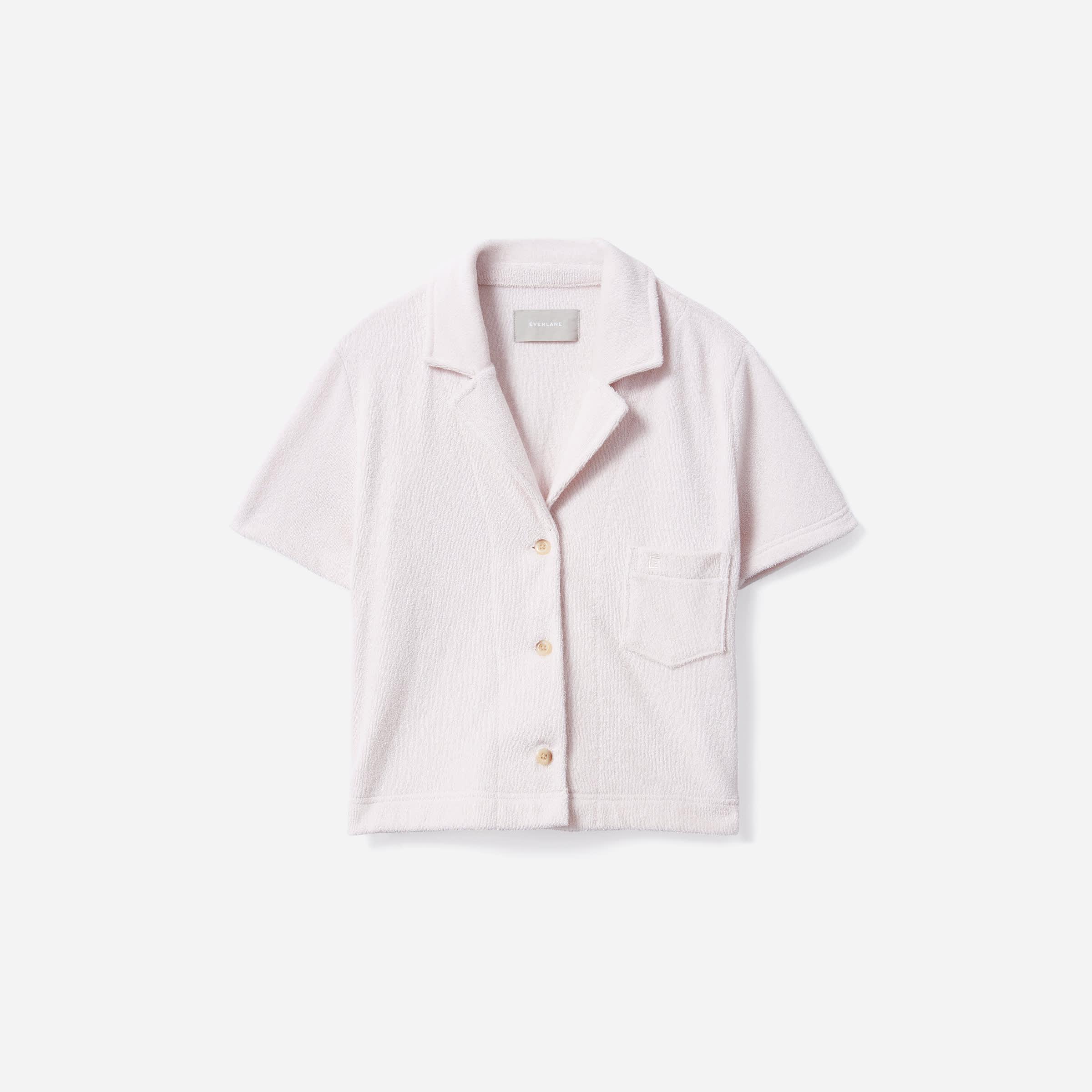 The Terry Cloth Notch Shirt | Everlane