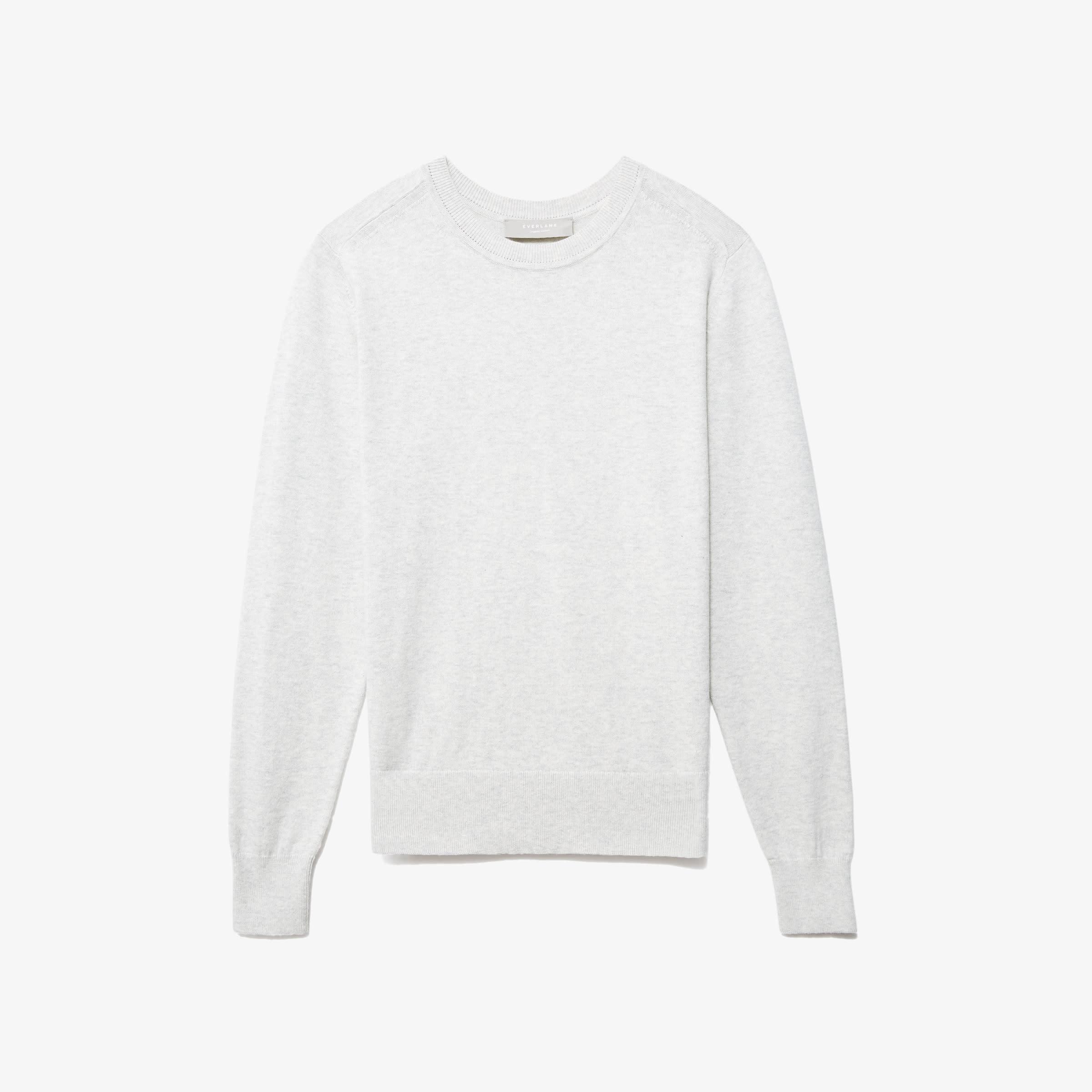 The Organic Cotton Crewneck Sweater | Everlane