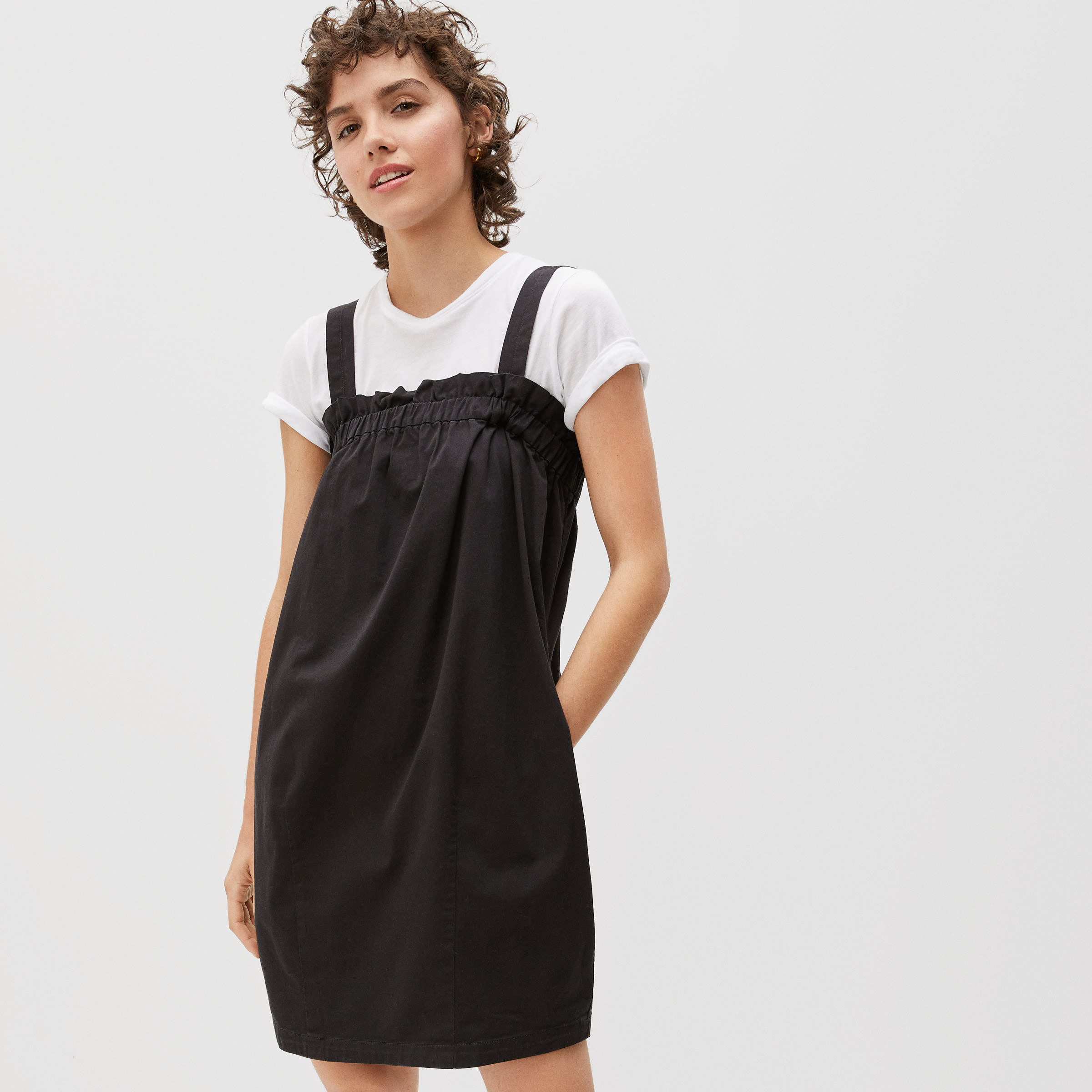 The Paperbag Dress   Everlane
