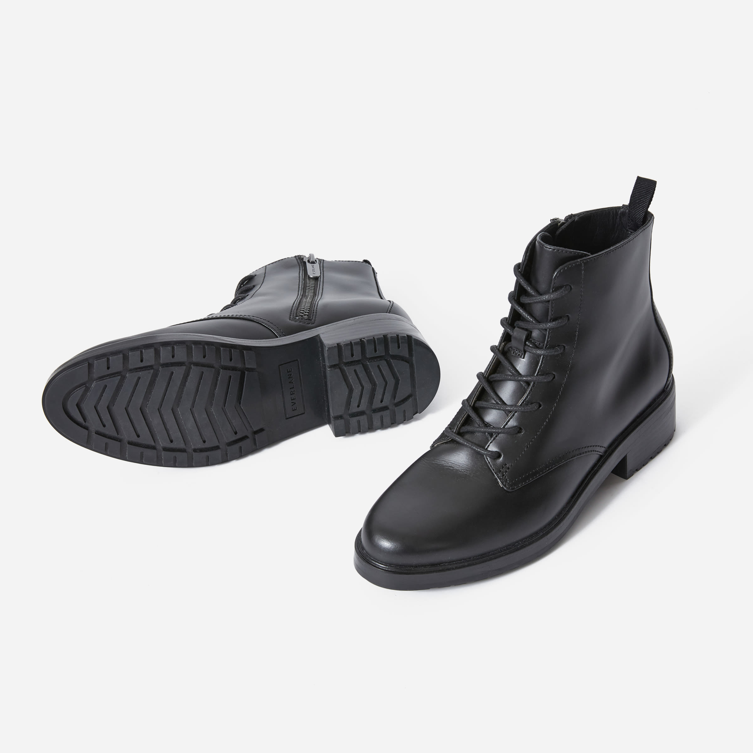 The Modern Utility Lace-Up Boot | Everlane
