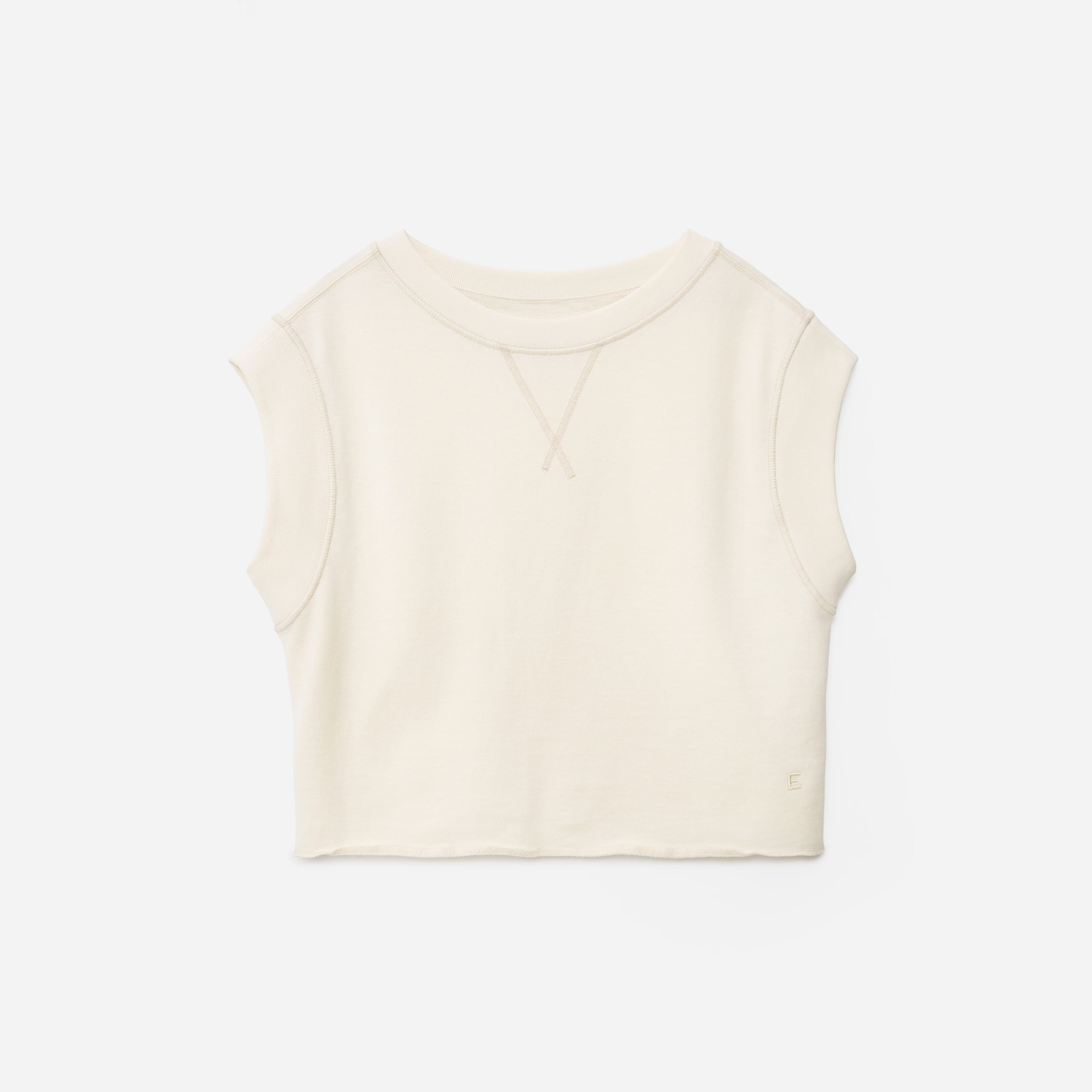The Lightweight French Terry Tank | Everlane